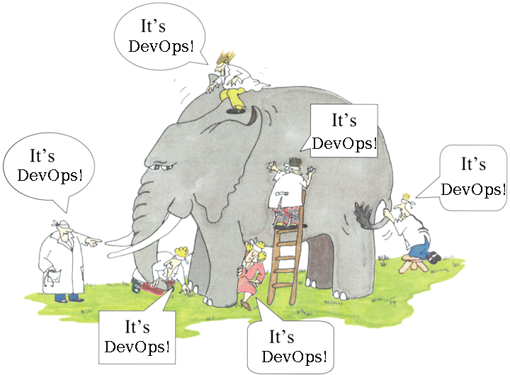The DevOps Elephant